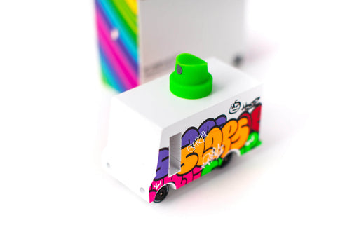 Candylab Toys - Candylab - Graffiti Van - Tite chouette