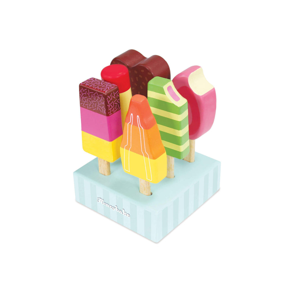 Le Toy Van - Glaces Lollies sur socle | Le Toy Van - Tite chouette