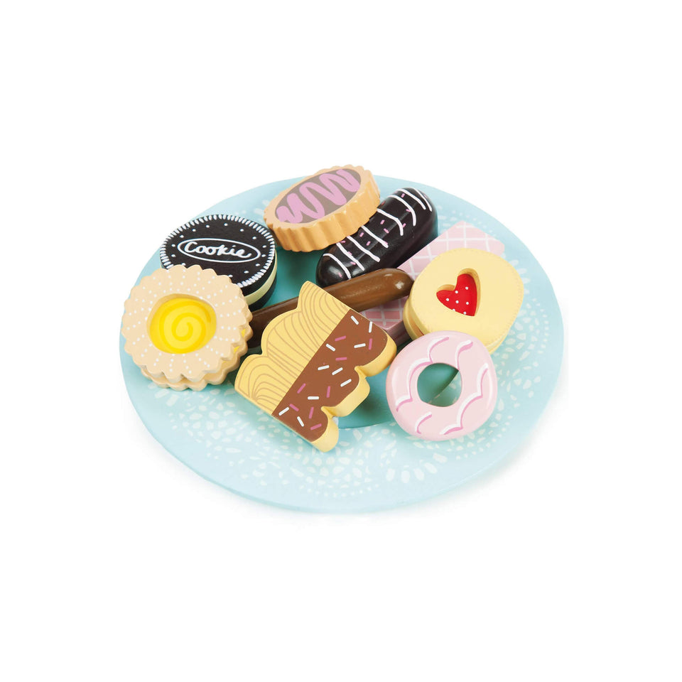 Le Toy Van - Assortiment de 9 biscuits | Le Toy Van - Tite chouette