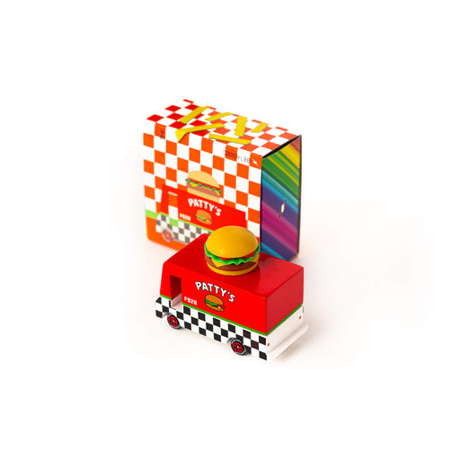Candylab Toys - Camion Patty's burger | Candylab toys - Tite chouette