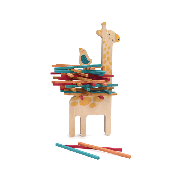 Stackable toy - Matilda and her friend | Londji