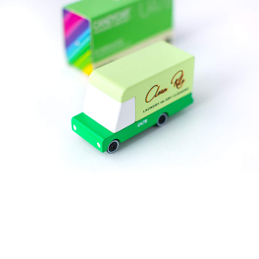 Candylab Toys - Camion de blanchisserie | Candylab toys - Tite chouette