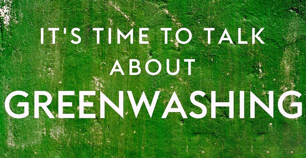GreenWashing in Fast Fashion