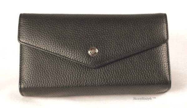Leather Clutch for Women, with Removable CardCase