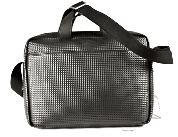 Briefcase - PYRAMID, Black