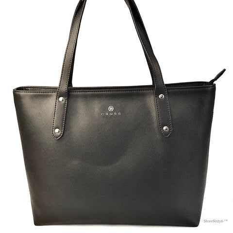 Tote Bag for Women - VANESSA, Black
