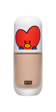 Load image into Gallery viewer, BT21 TINTED FOUNDATION  02 LIGHT BEIGE