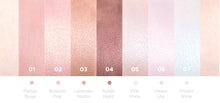 Load image into Gallery viewer, BT21 EYESHADOW PALETTE 02 MOOD INDIGO - NO LONGER EXISTS