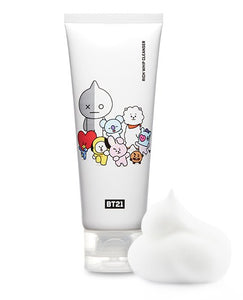 BT21 RICH WHIP CLEANSER - ONLY 2 LEFT IN STOCK!!!