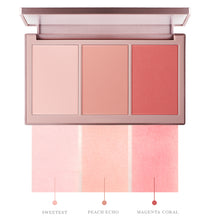 Load image into Gallery viewer, VT X BTS Super Tempting Cheek Palette 02 Forever Young