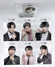 Load image into Gallery viewer, VT X BTS COLLABORATION PLASTIC CARD SET OF BTS MEMBERS
