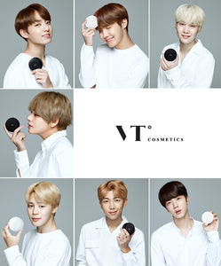 VT x BTS Collection Collagen Pact