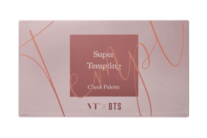 VT X BTS Super Tempting Cheek Palette 02 Forever Young