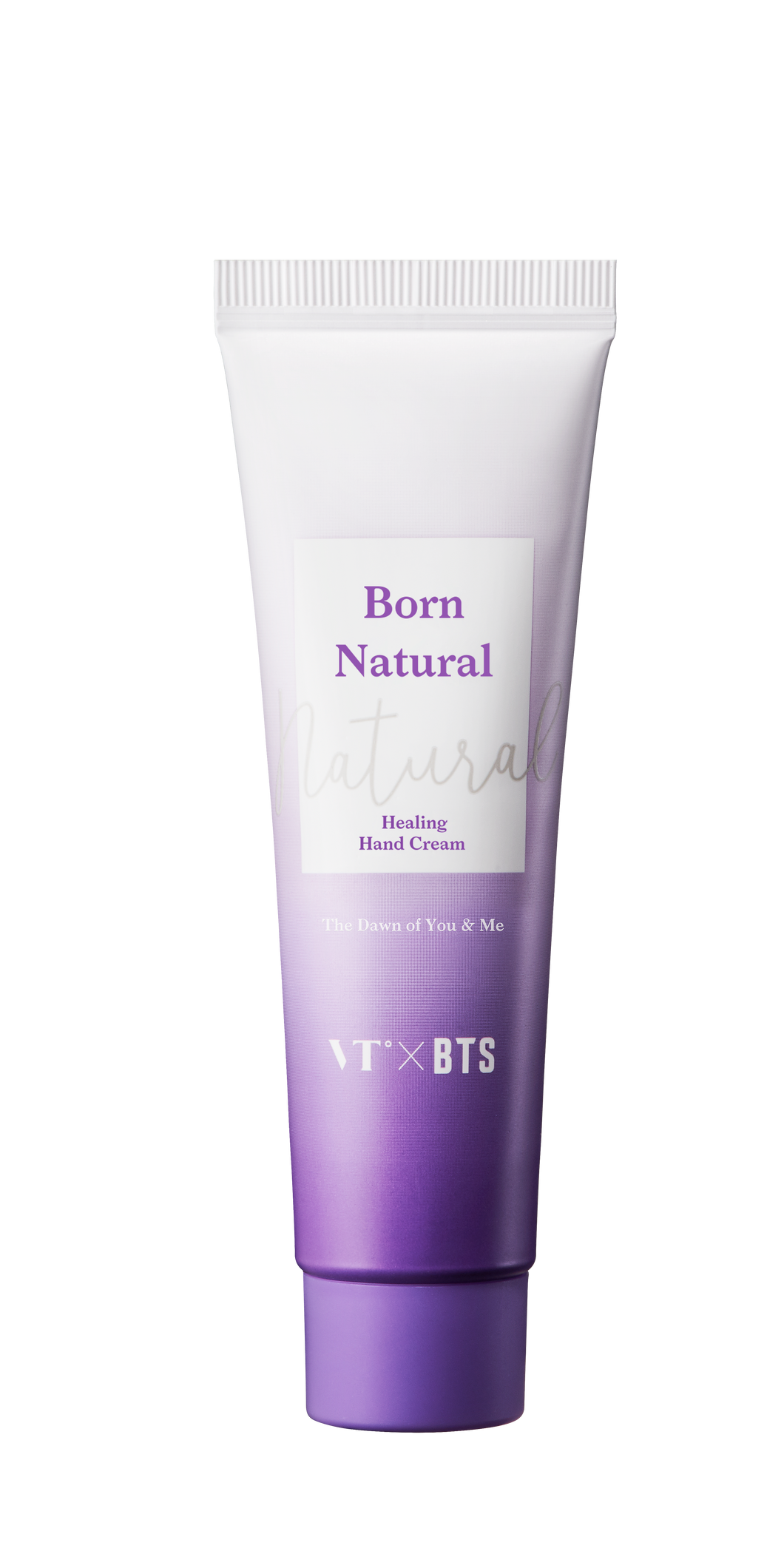 VT x BTS Born Natural Healing Hand Cream The Dawn of You & Me