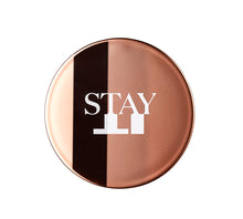 Load image into Gallery viewer, VT X BTS STAY IT TWIN EYE SHADOW 01 BRONZE CORAL