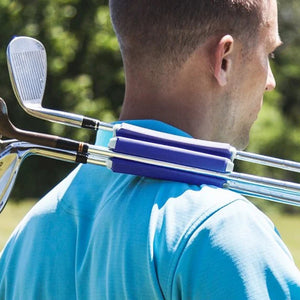 Golf Club Carrier Portable Golf Club Holder Holds 6 Clubs - vickgolf.com