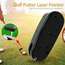 Golf Putter Laser Pointer | Great For Practice And Building A Clear Shot - vickgolf.com