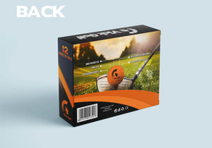 VICK GOLF® HYLLOS HIGH-VISIBILITY SUPER SOFT GOLF BALLS - vickgolf.com