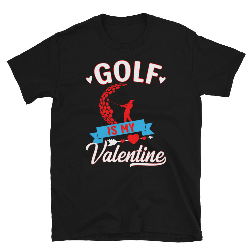 Golf Is My Valentine - Great Valentines Day Gift - vickgolf.com