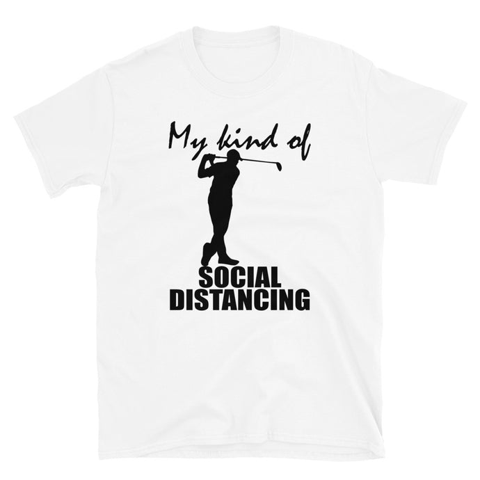 My Kind of Social Distancing - vickgolf.com