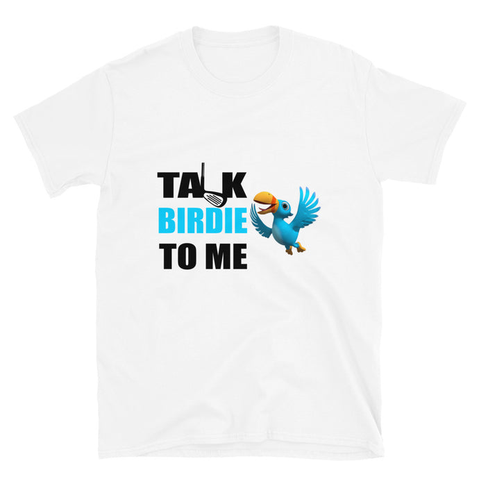 Talk Birdie To Me | Golf Shirt - vickgolf.com