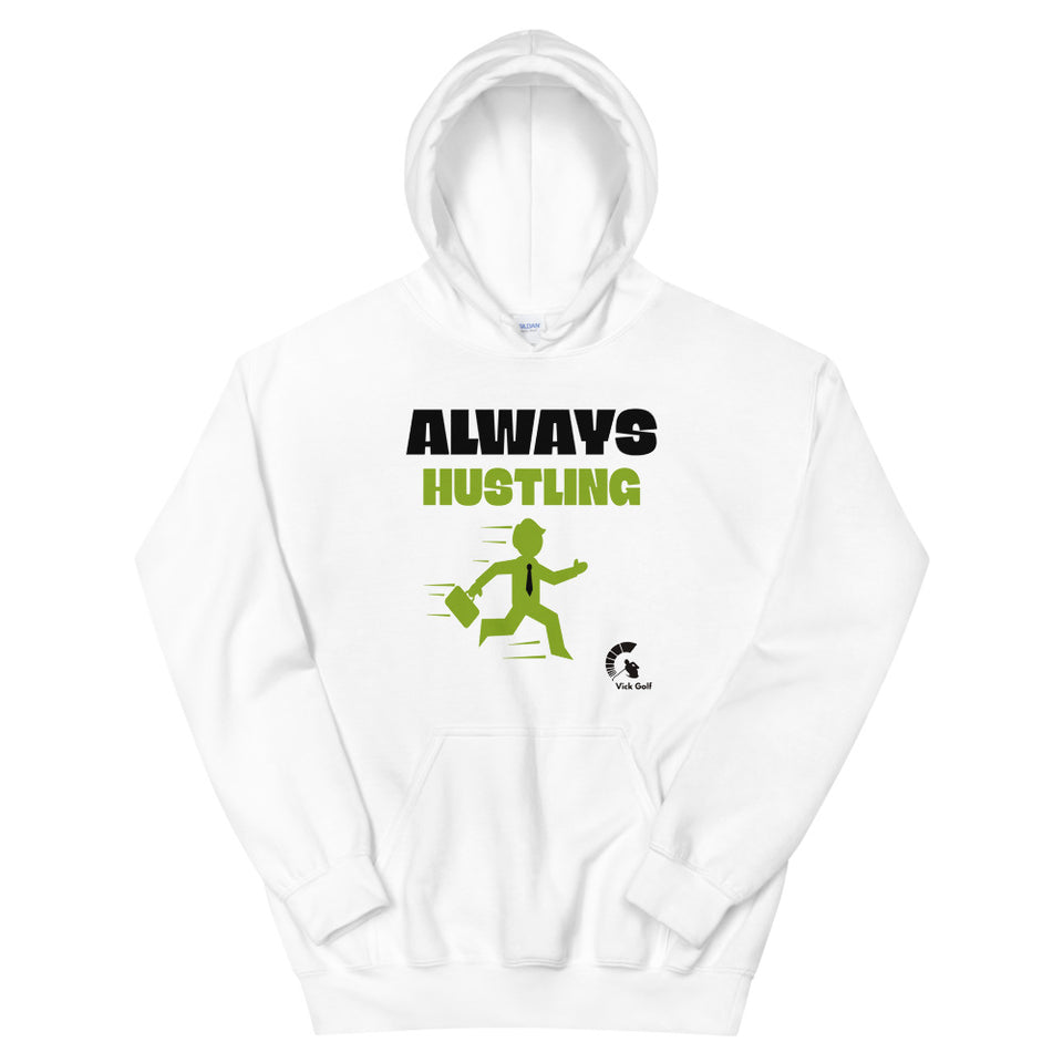 Always Hustling | Entrepreneur CEO Mindset | Hustle Motivation | Business Gifts | VickGolf - vickgolf.com