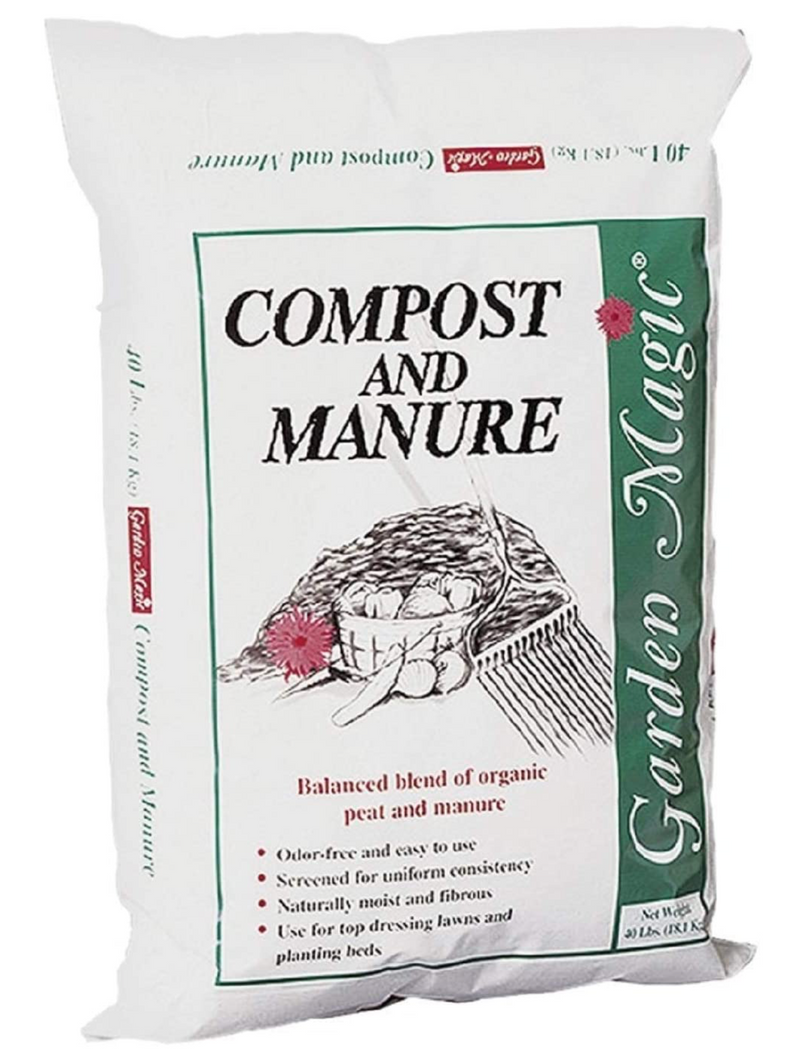 Garden Magic Compost & Manure