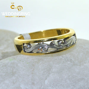 22KT LADIES RING