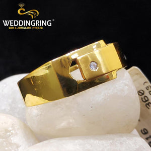 22KT GENTS RING