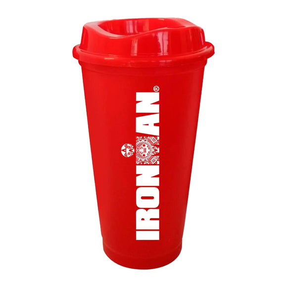 IM Reusable Coffee Cup Red