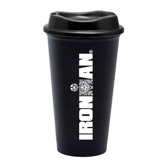 IM Reusable Coffee Cup Black