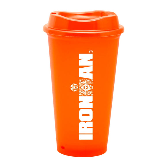 IM Reusable Coffee Cup Orange
