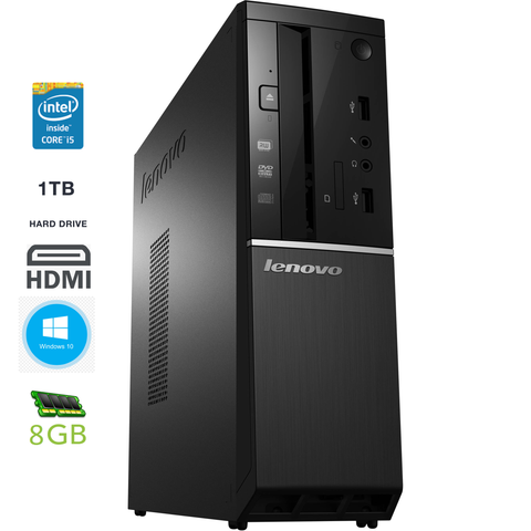Lenovo ideacentre 300s Core i5 4th gen 4460 8 GB Ram 1 Tb hdd Wifi Hdmi - ReLite