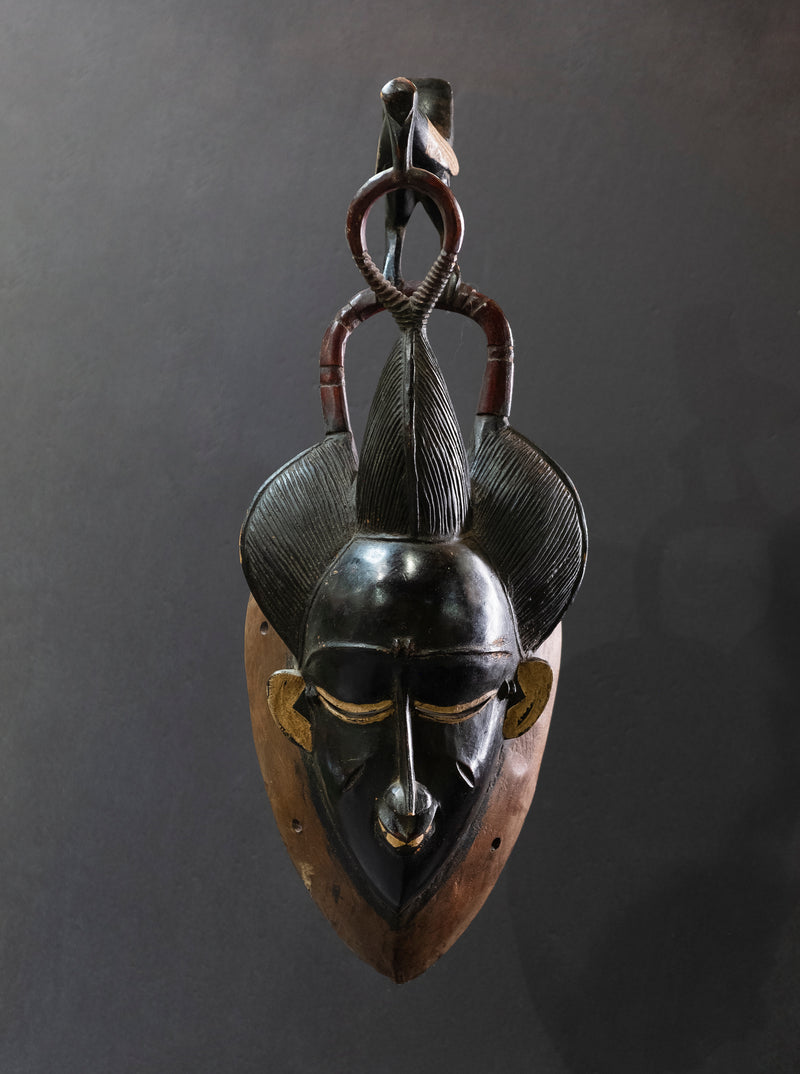 Guro Mask with Bird