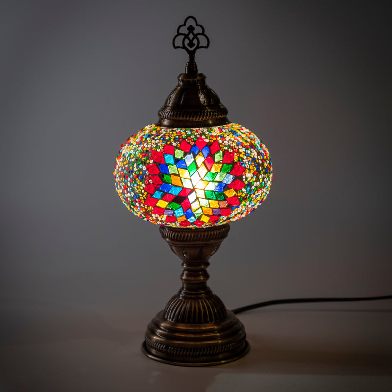 Hand Made Multi Star Lamp