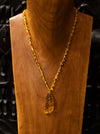 Amber Beads Medium Drop - Option 2