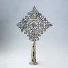 Metal Processional Cross