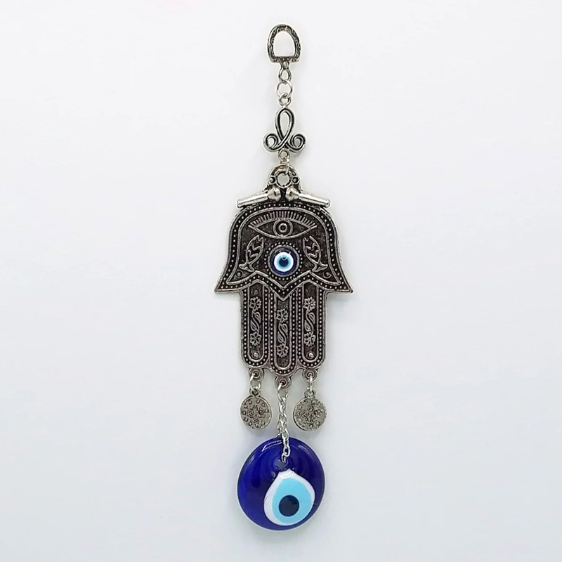 Small Evil Eye Hand of Hamsa
