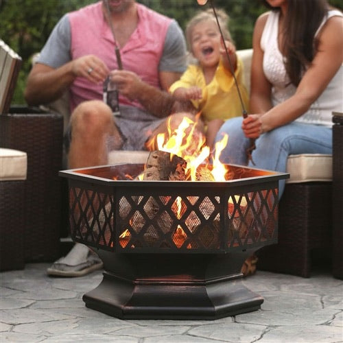 Ancient Style Fire Pit