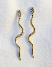 Snake Studs Earrings