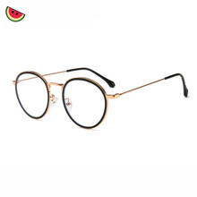Load image into Gallery viewer, Anti-blue Light Glasses by Melonish Gold color