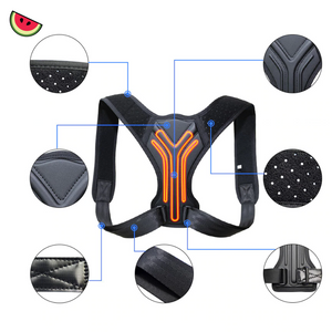Proper Posture Corrector for Men and Women - Melonish features