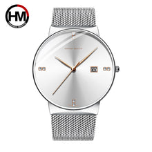 Load image into Gallery viewer, Stainless Steel Classical Business Watch - Luxury Quartz - Hannah Martin