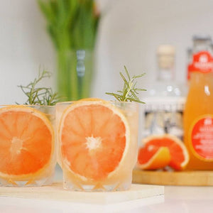 Genever & Grapefruit Tonic