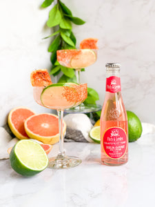 Tequila Grapefruit Ranch Water