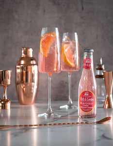 Vodka & Grapefruit Tonic