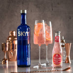 Fitch & Leedes Grapefruit Premium Tonic Water with Orange and Skyy Vodka
