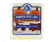 Load image into Gallery viewer, Pumpkin Spice Cake Square