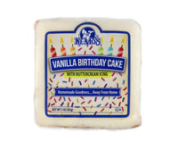 Birthday Cake Square - 36 Pack