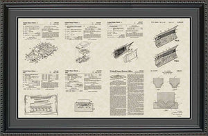 Poster My Patent, 20x30